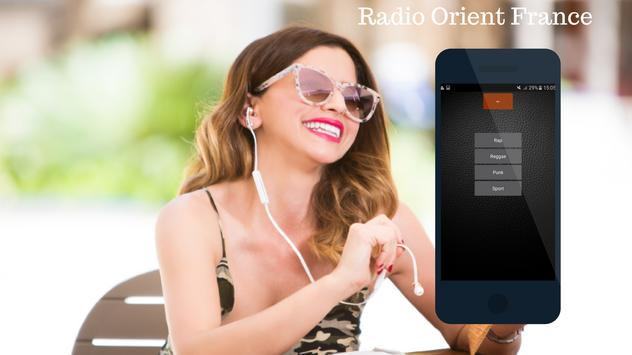 Radio Orient France Gratuit Paris screenshot 1