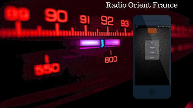 Radio Orient France Gratuit Paris screenshot 2