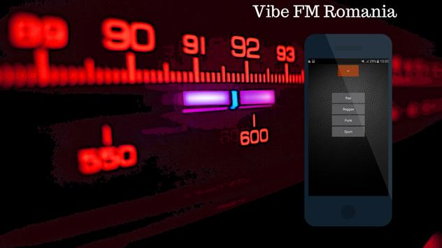 Vibe FM Romania Online screenshot 1