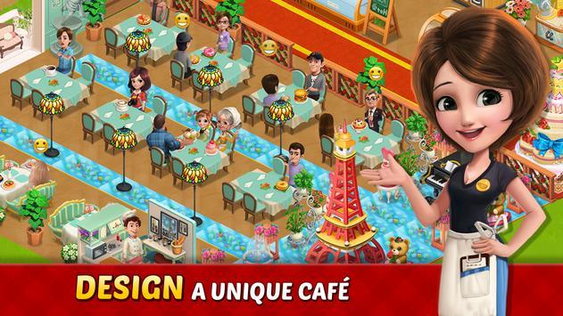 烹飪小鎮: 設計你的夢想餐廳農場物語 海報