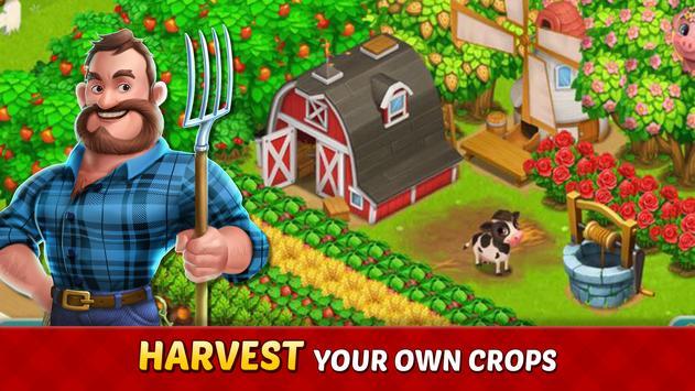 烹飪小鎮: 設計你的夢想餐廳農場物語 截圖 1