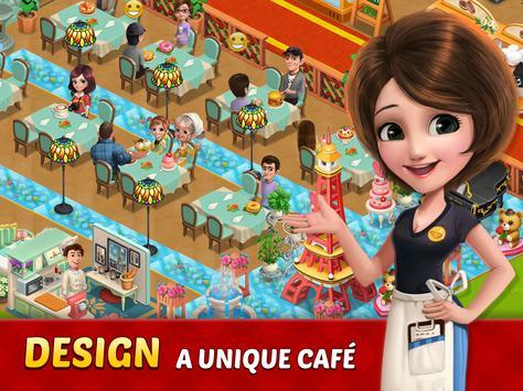 烹飪小鎮: 設計你的夢想餐廳農場物語 截圖 5