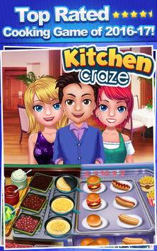 Kitchen Craze - Master Chef poster