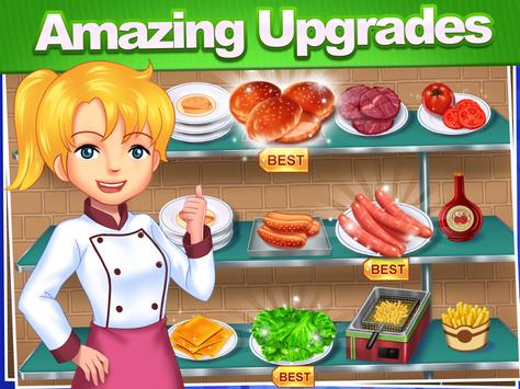 Kitchen Craze - Master Chef apk screenshot