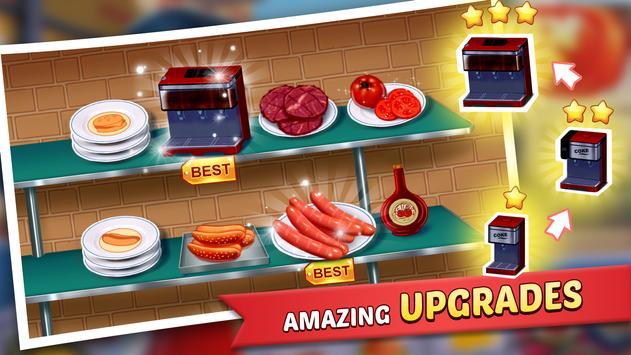 《厨房狂人》-主厨烹饪游戏 截圖 3