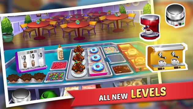 《厨房狂人》-主厨烹饪游戏 截圖 5