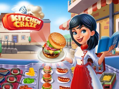 《厨房狂人》-主厨烹饪游戏 截圖 8