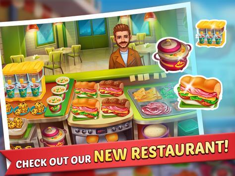《厨房狂人》-主厨烹饪游戏 截圖 9
