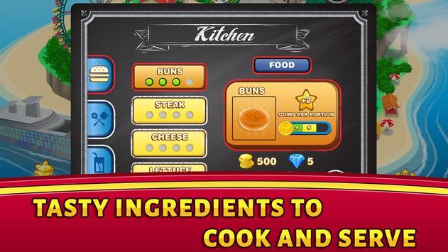 Cooking Scramble Paradise 2016 screenshot 10