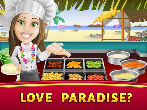 Cooking Scramble Paradise 2016 screenshot 4
