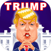 TRUMP TYCOON: Donald's Clicker icon