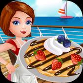 Cruise Ship🛳️ Bakery Mania🍰 icon
