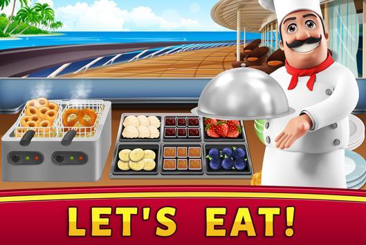 Cruise Ship🛳️ Bakery Mania🍰 poster