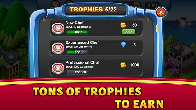 Cruise Ship🛳️ Bakery Mania🍰 screenshot 11