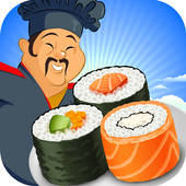 Food Court Fever: Sushi Chef🍣 icon