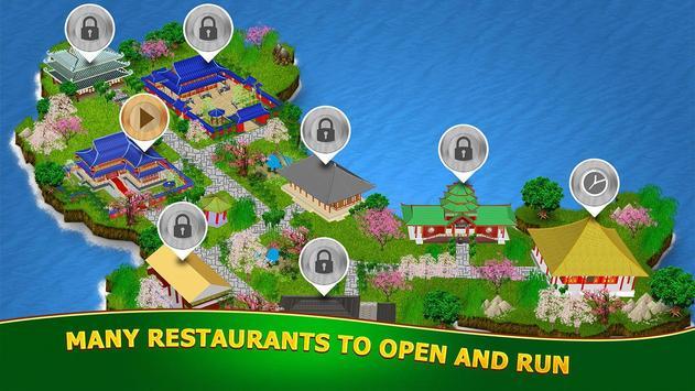Food Court Fever: Sushi Chef🍣 apk screenshot