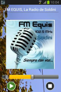 FM EQUIS, La Radio de Soldini poster