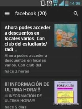 Franja Morada Odontologia UNNE apk screenshot