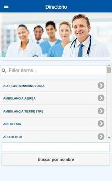 First Medical Móvil screenshot 1