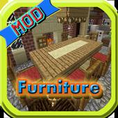 Furniture MCPE Mod Guide icon