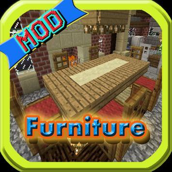 Furniture MCPE Mod Guide screenshot 1