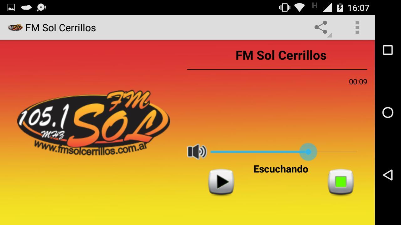 FM Sol Cerrillos for Android - APK Download