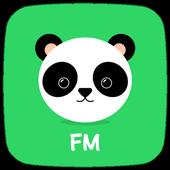 FM Panda 🍀 Fm Radio Offline icon