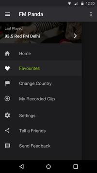 FM Panda 🍀 Fm Radio Offline apk screenshot