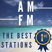 RADIO FM - Live News, Sports & Music Stations AM icon