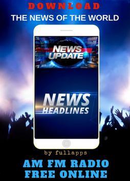 RADIO FM - Live News, Sports & Music Stations AM screenshot 2