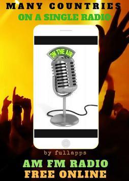 RADIO FM - Live News, Sports & Music Stations AM screenshot 6