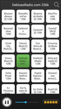 Blues Radio FM Music Online apk screenshot