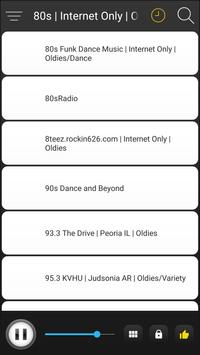 Oldies Radio FM Music Online screenshot 1