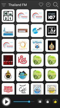 Thailand Radio FM Free Online poster