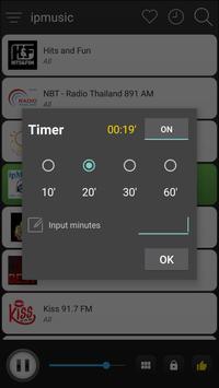 Thailand Radio FM Free Online screenshot 2