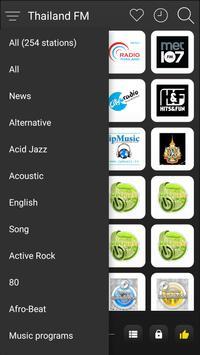 Thailand Radio FM Free Online screenshot 4