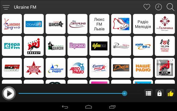 Ukraine Radio FM Free Online apk screenshot