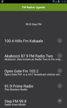 FM Radios Uganda poster