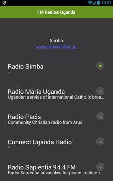 FM Radios Uganda screenshot 1