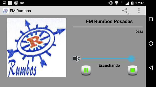 FM Rumbos Posadas screenshot 1