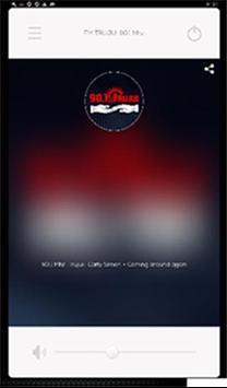 FM TRUJUI 90.1 Mhz poster