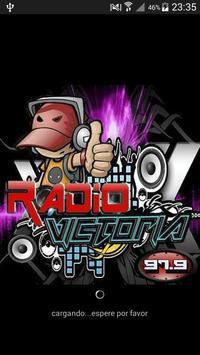 Radio VIctoria 97.9 poster