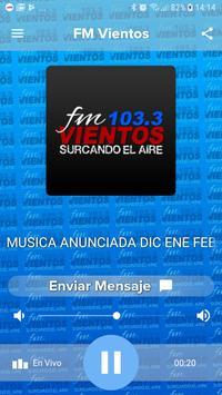 Fm Vientos screenshot 3
