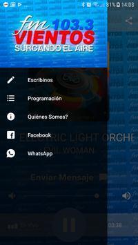 Fm Vientos screenshot 1