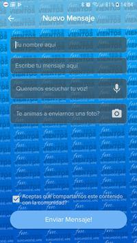 Fm Vientos screenshot 2