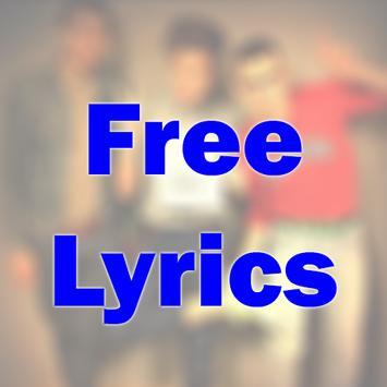 FUN. FREE LYRICS poster