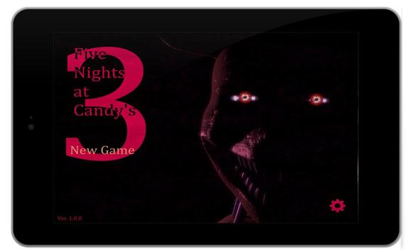 FNAC - Five Nights at Candys poster