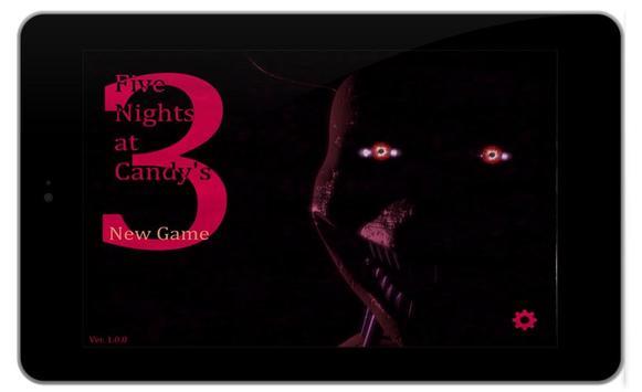 FNAC - Five Nights at Candys screenshot 3