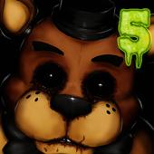 Five Nights Freddy Run: FNAF, Zombie, Halloween 5 icon