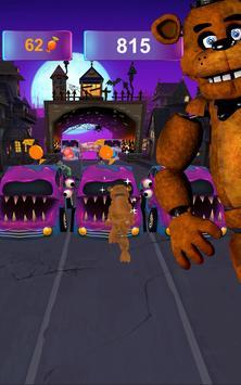 Five Nights Freddy Run: FNAF, Zombie, Halloween 5 screenshot 3